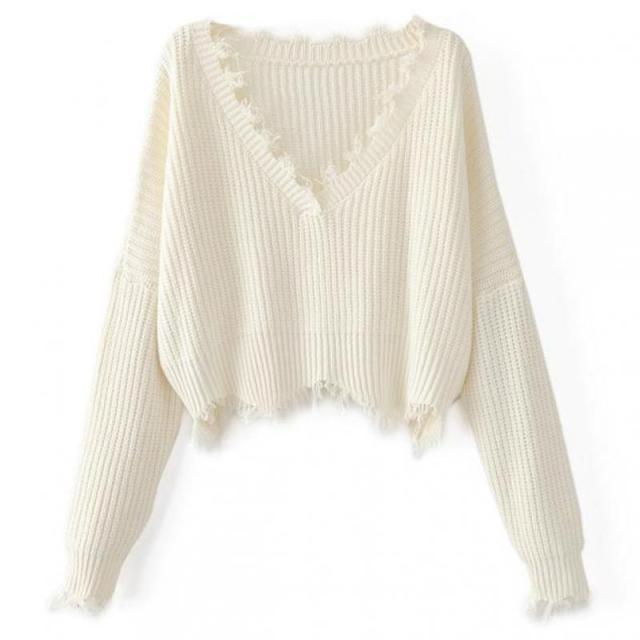 New Lantern Sleeve Sweater 2