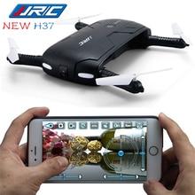 Selfie Гул с Камерой H37 HD 720 P Складной Карманный Wifi FPV Quadcopter JJRC Elfie 6-осевой Гироскоп g-сенсор высота Удержания Безголовый