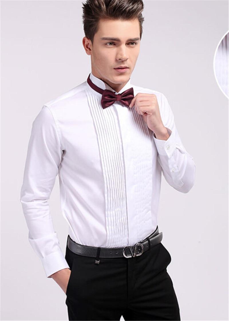 Buy Fashion Groom Wedding Shirt Long