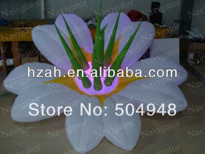 все цены на Lighted Inflatable Flower Decoration