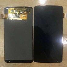 100% נבדק היטב AMOLED LCD לZTE AXON מיני B2016 תצוגה עם מסך מגע digiziter משלוח חינם ללא מסגרת