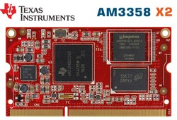 TI AM3358 eMMC النواة وحدة AM335x developboard AM3354 BeagleboneBlack جزءا لا يتجزأ من لينكس الكمبيوتر AM332 قام المحفل بوابة POS النقدية regist