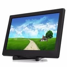 13.3inch 1080P Portable monitor LED display monitor 1920X1080 HDMI/VGA/DVI for PS3 PS4 WiiU Xbox360 Raspberry Pi 3B