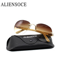 New Bamboo Sunglasses Mirror Men Women gg Wooden Sunglasses Metal Glasses Brand Designer Original Wood Sun Glasses Oculo De Sol
