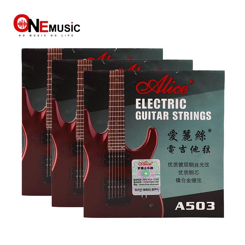 buy guitar strings alice a503sl electric guitar strings 009 042 set string 6. Black Bedroom Furniture Sets. Home Design Ideas