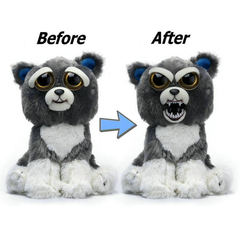 Angry Pets change face  2