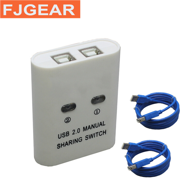 fjgear usb hub manual sharing switch 2 ports for computer pc printer back of a computer diagram fjgear usb hub manual sharing switch 2 ports for computer pc printer mini ni5l high quality