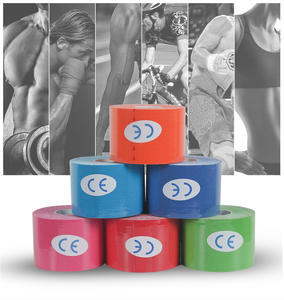 1 pc 5 M Kinesiology Tape Muscle Bandage Roll Cotton Elastic Knee Tape