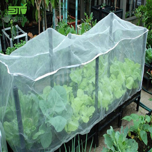 Image 3 - 20Mesh 2mx1m Anti bird Insect Mesh Netting Plants Vegetable Fruit Nylon Protection Cover Tree Greenhouse Pest Control Supplies