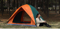 Direct factory price Camp outdoor tent Double people double layer Tent
