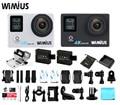 WiMiUS 4K 30fps WiFi Sports Action Camera Ultra HD 1080P 60fps Mini Video Go Waterproof 40M pro Video Car DVR Helmet Accessories