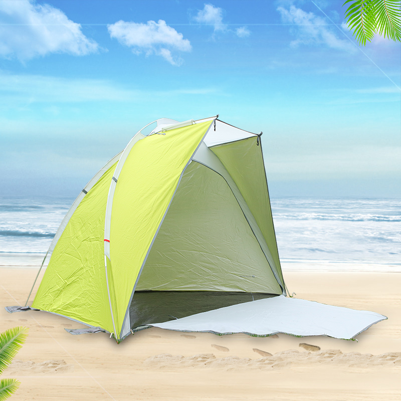 Outdoor Camping Tent Automatic Camping Tent Waterproof Camping 3 Seasons Tent Family Tourist Fish Camping Tent
