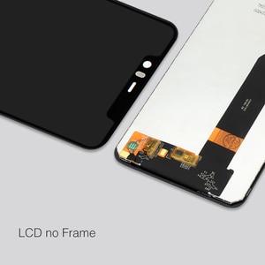 """Image 4 - Original para Nokia 5,1 Plus pantalla LCD 10 pantalla táctil para Nokia X5 digitalizador de pantalla LCD 5,86 """"repuesto piezas de reparación"""