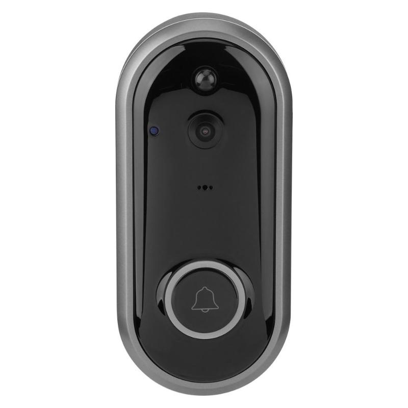 VAKIND Smart Wireless WiFi Security DoorBell Smart Video Phone Door Visual Record Home Security стоимость