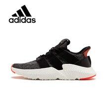 watch ac026 8e7d1 Nueva llegada Original auténtico Adidas PROPHERE zapatos corrientes del  Mens zapatillas de deporte al aire libre respirable cómo.