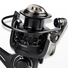 Carbon Fiber Drag Spinning Reel with Extra Spool for Fishing