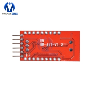 Image 5 - FT232RL FT232 FTDI USB 3.3V 5.5V do TTL moduł adaptera szeregowego mini port dla Arduino Pro do 232 podstawowy Program do pobierania