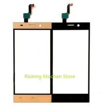 For Philips Xenium v787 New 5.0 Front Panel Touch Screen sensor Mobile Phone glass Replacement Digitizer witblue new touch screen panel digitizer glass sensor replacement for clementoni clempad pro 6 0 10 69602 tablet