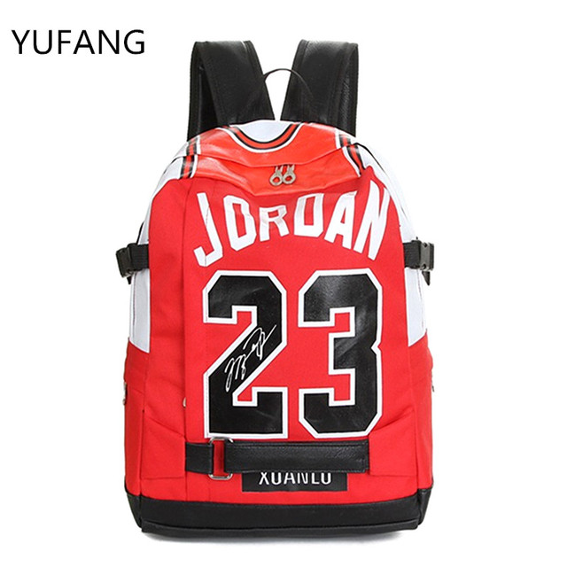 YUFANG 2017 School Bag Men Kobe Backpack Jordan 23 KOBE 24 Large-Capacity  Travel Backpack Utility Lovers Unisex AJ Fashion Bags 319304ad09947