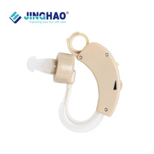 JINGHAO Hearing Aid Ear Care Hearing Aid Tone Adjustable Hearing Amplifier Aparelho Auditivo BatteryAG13 Hearing Aid