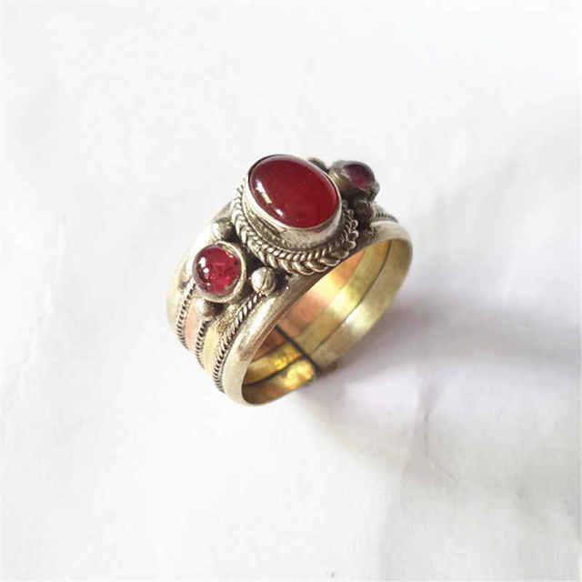 Tibetan Ring Stone