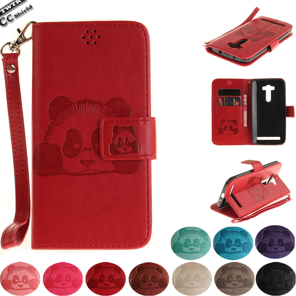Silicon Flip Case For <font><b>Asus</b></font> <font><b>Zenfone</b></font> <font><b>2</b></font> Laser 5.5 ZE550KL ZE <font><b>550KL</b></font> Phone Leather Cover Case For <font><b>ASUS</b></font>_Z00LD Z00LD ZE551KL wallet bag image