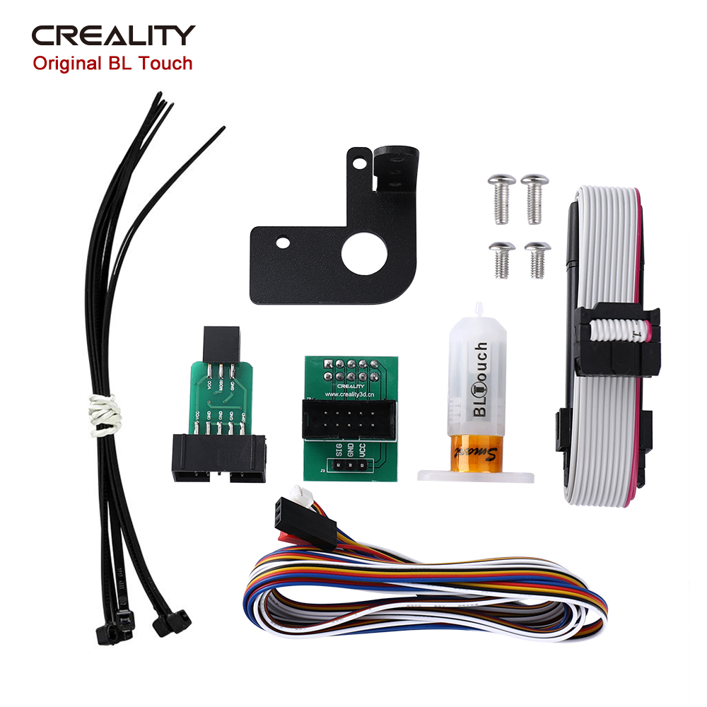Newest Creality 3D Printer Part BL Touch Bed Leveling For CR-10/Ender-3/Ender-3 PRO/CR-10V2 Creality 3D Printer