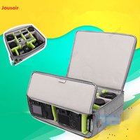 20 inch trolley case liner SLR portable camera storage bag photography box water repellent back CD05 T07