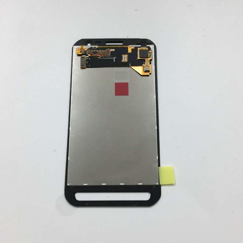imágenes para Negro Pantalla Táctil Digitalizador Del Sensor de Cristal + Asamblea Pantalla LCD Monitor de Pantalla Para Samsung Galaxy Xcover 3 SM-G388F G388 G388F