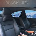1 PC Headrest Cushion Car Seat Cover Head Neck Pillow with Silk Floss Neck Head Car Headrest Cushion ZHH860