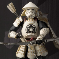 17cm Star Wars Action Figure Samurai Taisho Darth Vader Stormtrooper Kids Collectible Toys Gift Children Adults Xmas Decor Doll