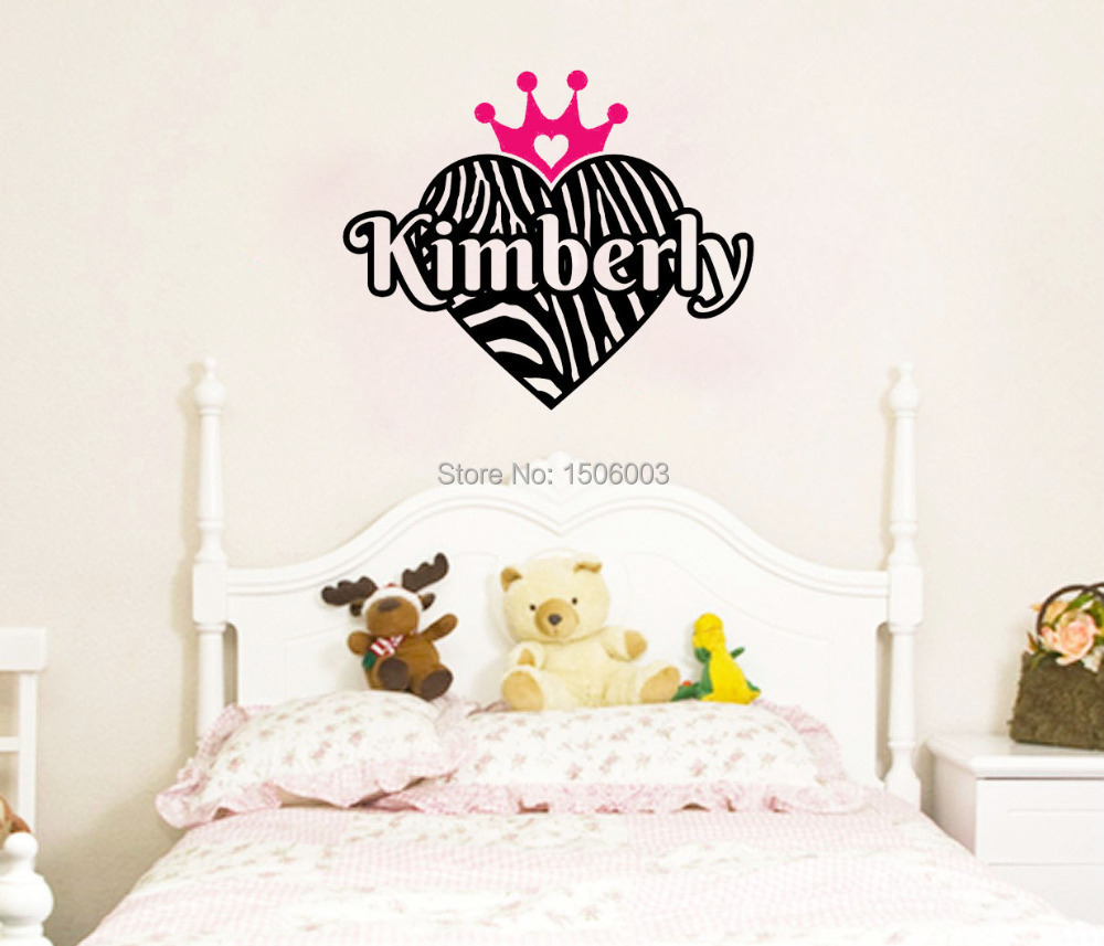 Online Get Cheap Nursery Wall Quotes Aliexpresscom Alibaba Group - Personalized custom vinyl wall decals for nursery