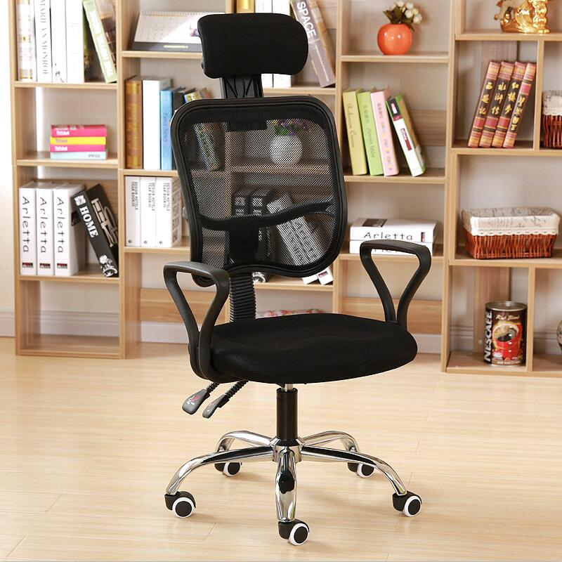 Ergonomic Executive Office Chair Swivel Computer Chair Lifting - Furniture - Photo 4