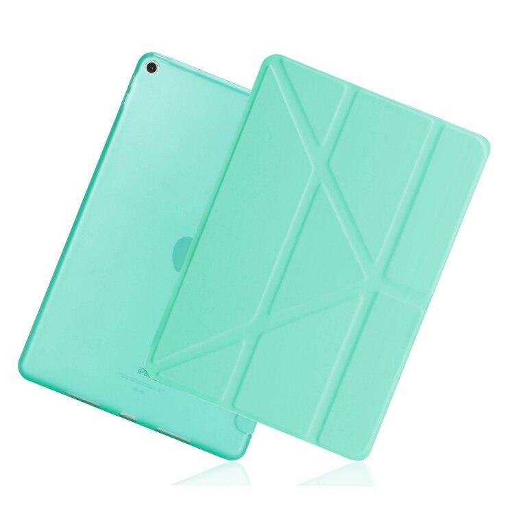 Case For Ipad Mini 1 Mini 2 Mini 3 PU Leather + TPU Rear Cover Smart Auto Sleep Wake Tablet Case For Ipad Mini 1/2/3