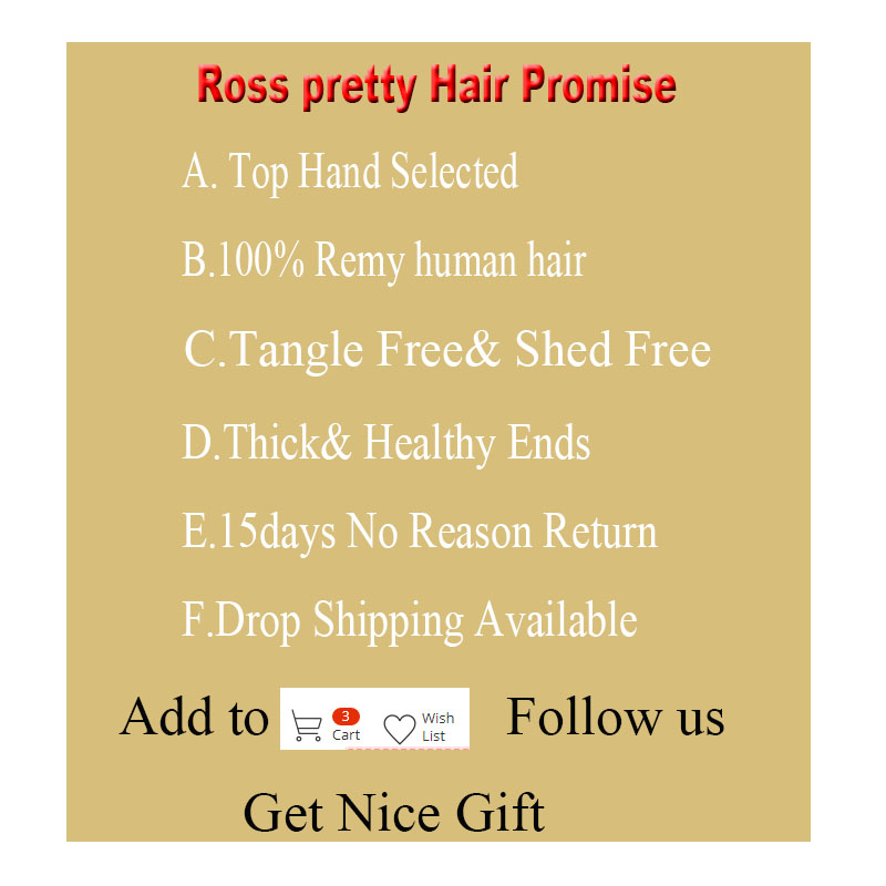 Ross Pretty Hair Promise