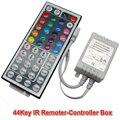 44 Teclas Controlador IR RGB Controler Remoto Levou Luzes LED controlador Remoto IR Dimmer Para RGB SMD 3528 5050 LED tira