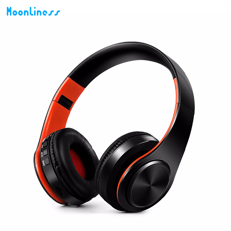 NBY New colorful stereo Audio Mp3 Bluetooth Headset Foldable Wireless Headphones Earphone support SD card with Mic 2017 scomas i7 mini bluetooth earbud wireless invisible headphones headset with mic stereo bluetooth earphone for iphone android