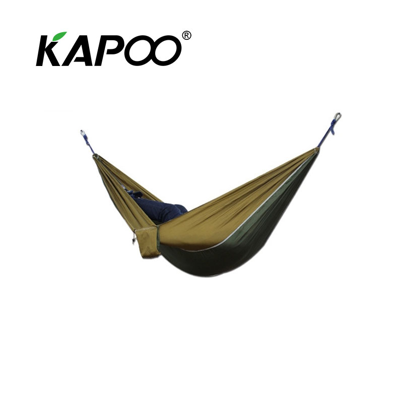 Ultra light parachute hammock outdoor leisure double hammock outdoor furniture picnic mat camping hammock swing chair blue leisure outdoor hammock portable parachute hammock outdoor furniture single double hammock picnic mat camping hammock