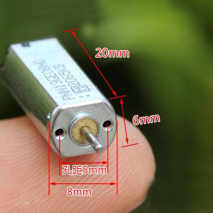100pcs//lot Model Aircraft motor  K30 solar motor 6v 25000rpm micro motor
