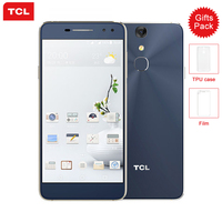 Original TCL 750 Mobile Phone Helio P10 MTK6755M Octa Core 5 2 Inch FHD Screen Android