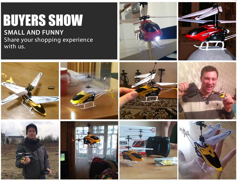 RC Helicopter dengan States 16