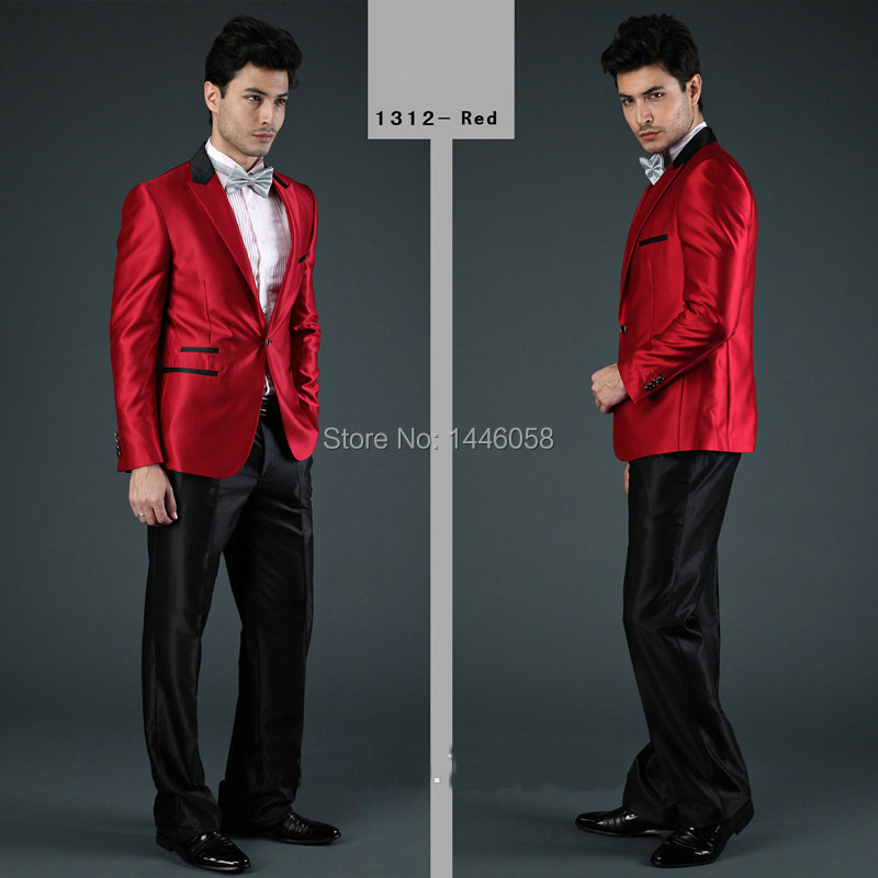 Online Get Cheap Red Prom Suits -Aliexpress.com | Alibaba Group