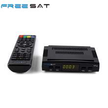 Freesat V7 HD AC3 DVB-S2 Satellite IKS CS Cccam Newcam Receiver TV Box Auto Roll Power Vu Biss key Decoder