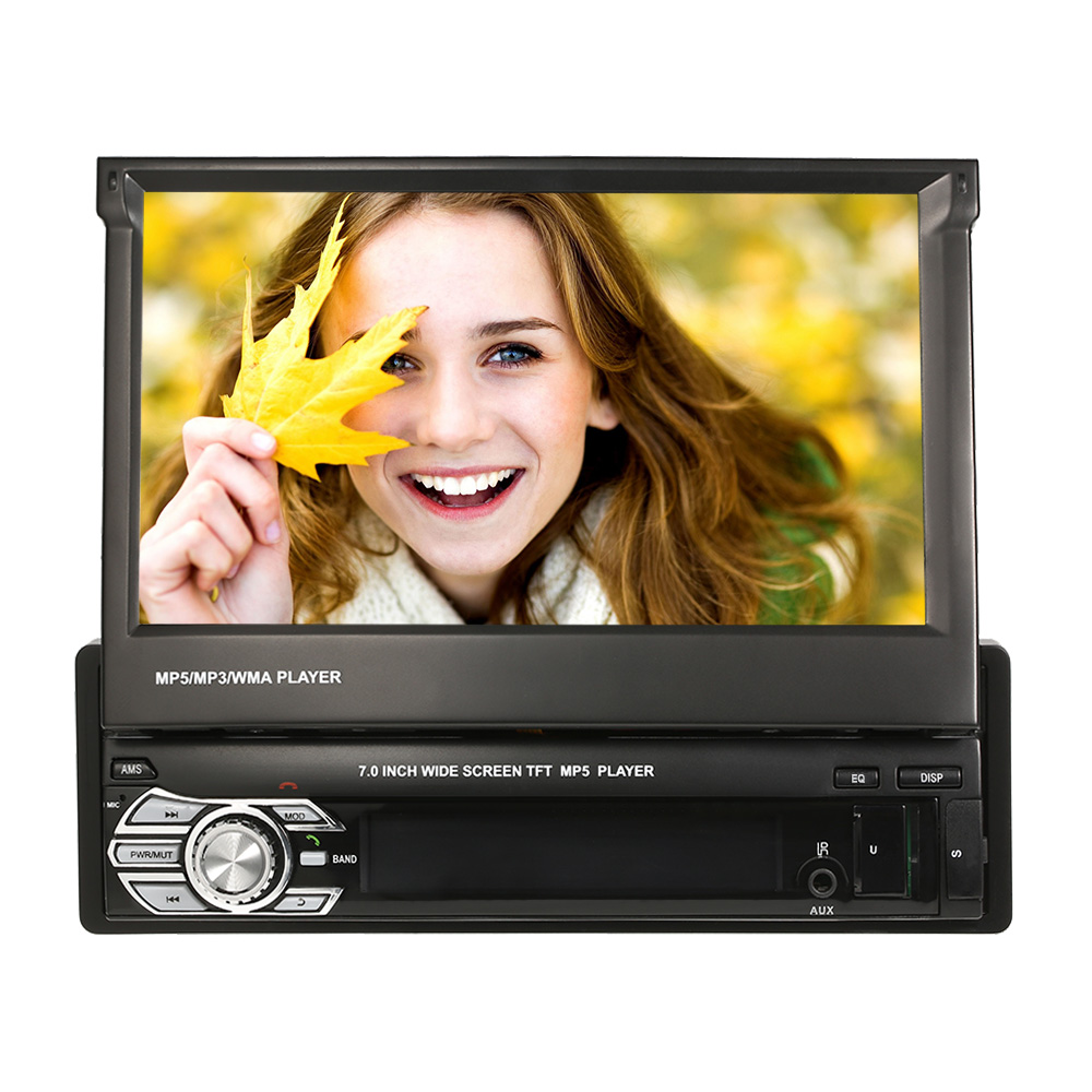 Autoradio 1 din car radio automagnitola Car MP5 Player Multimedia for opel insignia isudar opel astra h kia skoda rapid bmw e87 isudar car multimedia player automotivo gps autoradio 2 din for skoda octavia fabia rapid yeti superb vw seat car dvd player