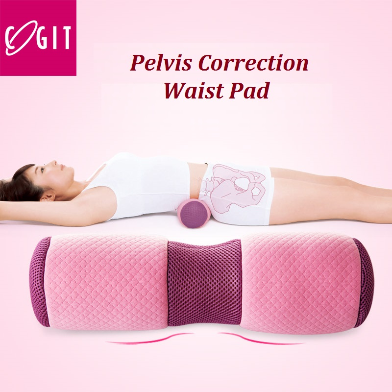 Japan Cogit Pelvic Correction Lumbar Pad Waist Pad Easy Way To Lift Hips Body Plasticity Beautifies Buttock &legs Shapes Waist
