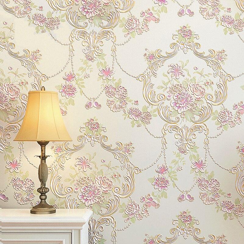 online kaufen gro handel moderne tapete muster aus china. Black Bedroom Furniture Sets. Home Design Ideas