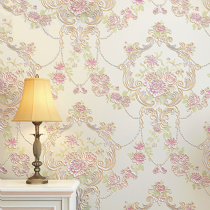 Modern Wallpaper Patterns 3D Wall Murals Wallpapers for Walls Floral Wall Paper for Living Room Bedroom Wallpapers Non Woven motorcycle carburetor motorcycle oko carburetor with powerjet size 28mm 30mm