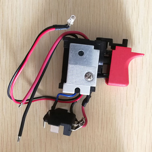 Image 5 - DL2A/2 GSB120 LI Switch Tool Parts 2609125169 Electronic Speed Regulating Switch For bosch 3601JF3081 Electric Drill Screwdriver