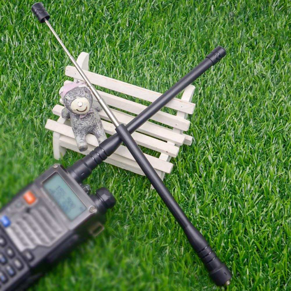 UHF 400-470MHz Walkie-Talkie Antenna Two Way Radio Antenna For Baofeng BF888S 777S 666S New