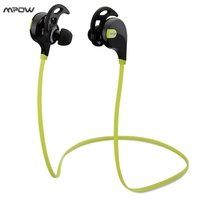 Mpow Swift Bluetooth 4 0 Wireless Earphones Sport Headphones Sweatproof Running Gym Exercise APT X Bluetooth